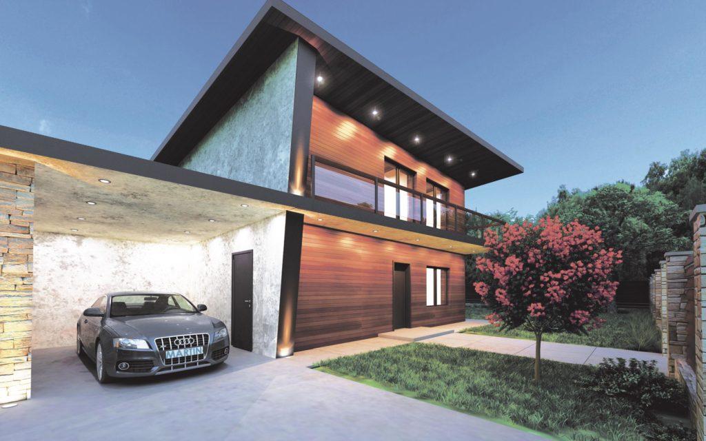 AFM house
